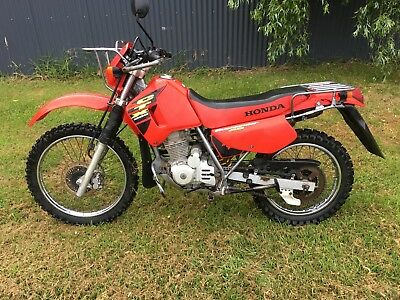 Honda Ctx 200 Bushlander Ag Bike Good Condition