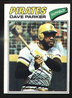 Topps 1977 #270 Dave Parker-Pittsburgh Pirates
