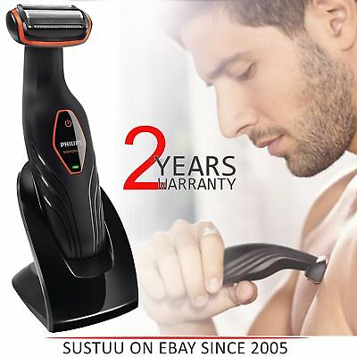 Philips Series 3000│Showerproof│Body Groomer│Hair Trim Cordless Shaver│BG2024/15