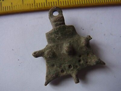 Ancient Bronze Casting Beautiful ORNAMENT