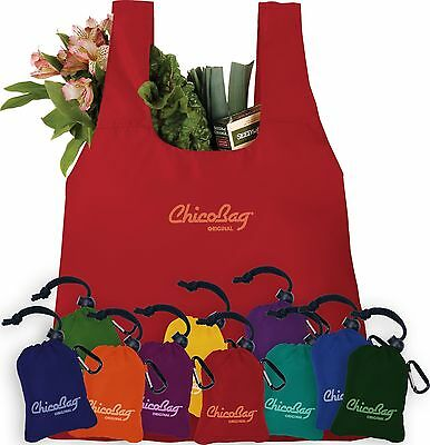 ChicoBag® The Original Ultra Compact Reusable Bag with Clip