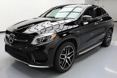 2016 Mercedes-Benz GLE-Class  2016 MERCEDES-BENZ GLE450 AMG 4MATIC AWD PANO NAV 10K #047699 Texas Direct Auto