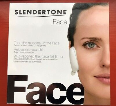 Slendertone Face - boxed, complete, only used a few times