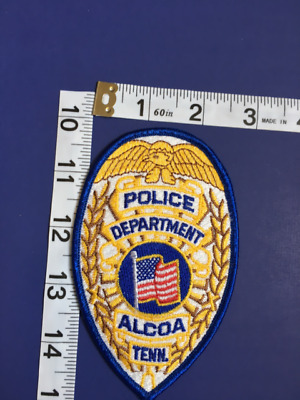Alcoa  Tennessee Police Department Shoulder Patch