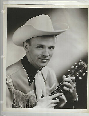 Don Kidwell 8 Photos + 2 8x10s - Grand Ole Opry