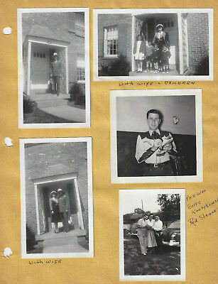 Pee Wee King 26 Photos Several Signed! - Grand Ole Opry