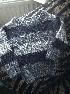 Next Boys Jumper 3-6 months ♡ ♡  ♡