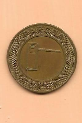 PARCOA Parking Token – Caduceus Building, Ft. Worth, Texas