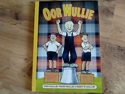 OOR WULLIE ANNUAL 2012 - NEW (unwanted gift)