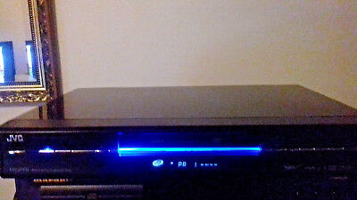 JVC DR-MH300 BEK DVD HDD RECORDER / PLAYER DVD-R/RW and DVD-RAM & GENUINE REMOTE