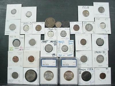 NobleSpirit NO RESERVE Valuable U.S. Type Coin Collection!