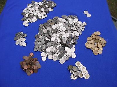 Large Lot Canadian Coins $413.00 Face Value World Money Canada Collection