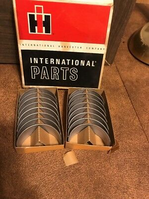 International Harvester Connecting Rod Bearing Set Part# 151912 R92