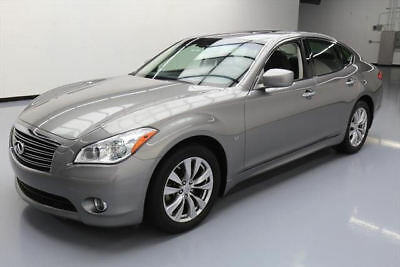 2014 Infiniti Q70  2014 INFINITI Q70 3.7 SUNROOF NAV CLIMATE LEATHER 19K #260130 Texas Direct Auto