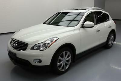 2013 Infiniti EX  2013 INFINITI EX37 JOURNEY PREMIUM SUNROOF NAV BOSE 55K #430653 Texas Direct