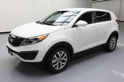 2016 Kia Sportage LX Sport Utility 4-Door 2016 KIA SPORTAGE LX CRUISE CTRL BLUETOOTH ALLOYS 12K #858807 Texas Direct Auto