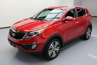 2015 Kia Sportage EX Sport Utility 4-Door 2015 KIA SPORTAGE EX REAR CAM BLUETOOTH ALLOYS 13K MI #719399 Texas Direct Auto