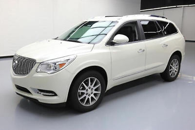 2014 Buick Enclave Leather Sport Utility 4-Door 2014 BUICK ENCLAVE LEATHER 7-PASS NAV REAR CAM 51K MI #313687 Texas Direct Auto