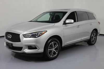 2016 Infiniti QX60 Base Sport Utility 4-Door 2016 INFINITI QX60 AWD PREMIUM SUNROOF REAR CAM 28K MI #503166 Texas Direct Auto