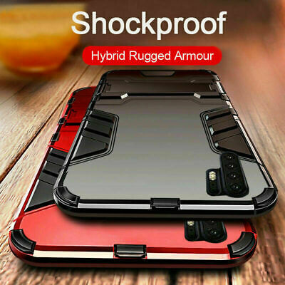 For Huawei P20 Pro Mate 20 10 Pro Nova 3i Shockproof Armor Hard Stand Case Cover