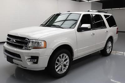 2015 Ford Expedition  2015 FORD EXPEDITION LTD ECOBOOST NAV CLIMATE SEATS 10K #F03369 Texas Direct