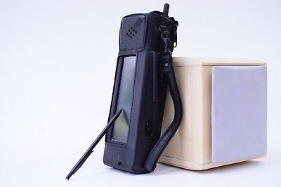 """Vintage Rare Collectible IBM Simon """" World's First Smartphone """" w/ Accessories"""