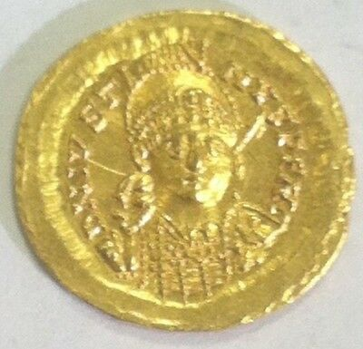 Ancient Byzantine Gold Coin 4.4 Grams