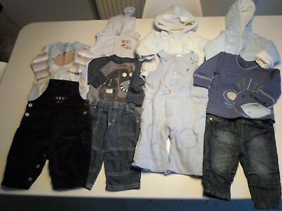 Huge Baby Boys Winter Bundle 3-6Mths All Next/marks And Spencer /mamas And Papas