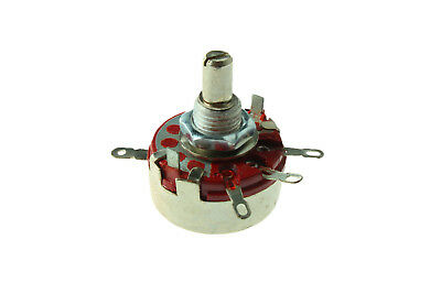 WH118-1A WTH118-1A 470R 470Ohm Rotary 2W 6mm Round Shaft Potentiometer Pot 1pcs