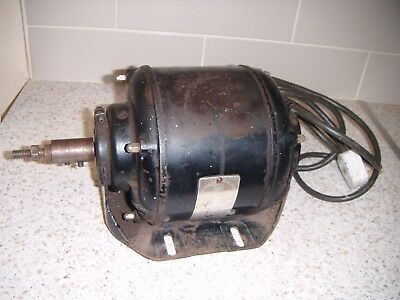 Crompton Parkinson A.C. Motor Made in Doncaster England: Vintage