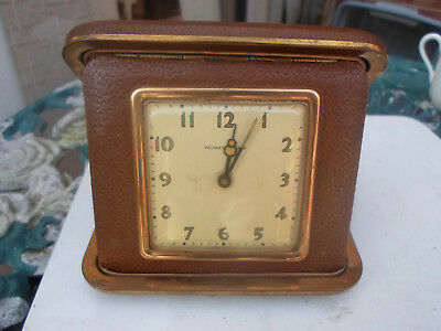 Vintage Phinney-Walker Travel Clock g.w.o