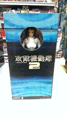 "ManMachine Interface 2 ""White Outfit"" Masamune Shirow 12in sealed Action Figure"