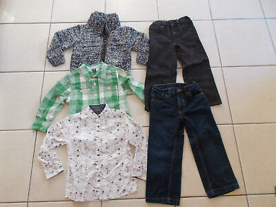 Boys Clothing Bundle Age 4 .... 5 Items