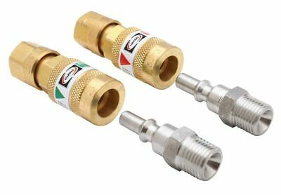 Harris OSHA Compliant Oxy-Fuel Quick Connectors w/check valve (regulator outlet)