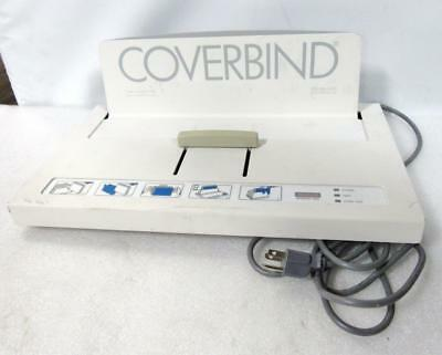 Coverbind 5000 Heavy Duty Thermal Binding Machine (25)