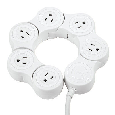 Flexible Pivot Outlet Power Strip, by Collections Etc