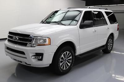 2017 Ford Expedition EL King Ranch Sport Utility 4-Door 2017 FORD EXPEDITION XLT ECOBOOST 8-PASS REAR CAM 20K #A57810 Texas Direct Auto