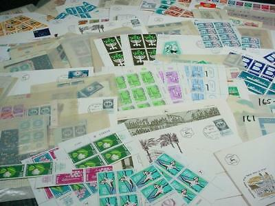 NobleSpirit NO RESERVE {3970} Desirable Collection of Israel FDC's & Stamps