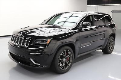2015 Jeep Grand Cherokee SRT Sport Utility 4-Door 2015 JEEP GRAND CHEROKEE SRT 4X4 HEMI PANO ROOF NAV 38K #612913 Texas Direct