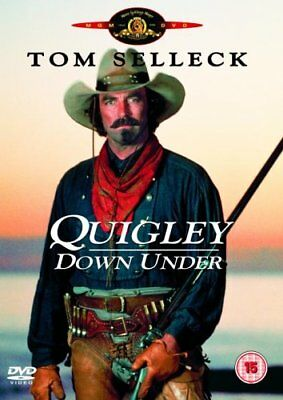 QUIGLEY DER AUSTRALIER - Deutscher Ton - Tom Selleck - DVD - NEU + OVP