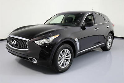 2017 Infiniti QX70  2017 INFINITI QX70 AWD HTD LEATHER SUNROOF REAR CAM 20K #412866 Texas Direct