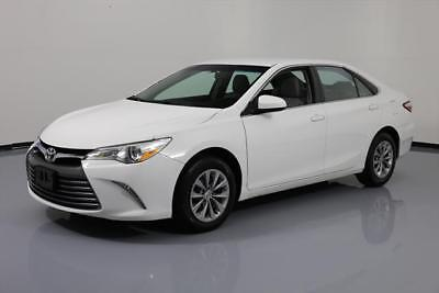 2016 Toyota Camry  2016 TOYOTA CAMRY LE AUTO BLUETOOTH REAR CAM ALLOYS 40K #198791 Texas Direct