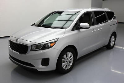 2016 Kia Sedona LX Mini Passenger Van 4-Door 2016 KIA SEDONA LX 8PASS POWER DOORS REAR CAM 47K MILES #081891 Texas Direct