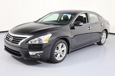 2015 Nissan Altima  2015 NISSAN ALTIMA 2.5 SL TECH LEATHER SUNROOF NAV 20K #120107 Texas Direct Auto