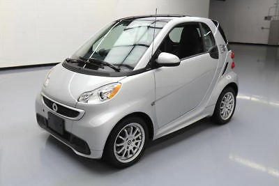 2013 Smart Fortwo Electric Drive Coupe 2-Door 2013 SMART FORTWO PASSION ELECTRIC DRIVE HTD SEATS 37K #696862 Texas Direct Auto