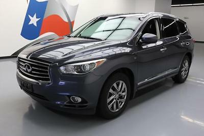 2014 Infiniti QX60 Base Sport Utility 4-Door 2014 INFINITI QX60 7PASS HTD SEATS SUNROOF REAR CAM 63K #520316 Texas Direct