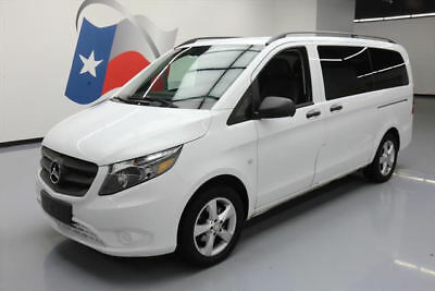 2016 Mercedes-Benz Metris  2016 MERCEDES-BENZ METRIS 8-PASSENGER ALLOY WHEELS 36K #113278 Texas Direct Auto