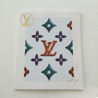 Louis Vuitton The Book # 7Coffee Table Book Catalog 2018 VIP NEW