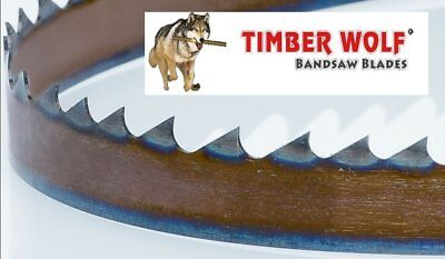 "Timber Wolf Bandsaw Blade 3423VPC 3/4"" X 150"", 2-3 TPI"