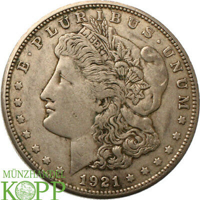 AA4041) USA 1 Dollar 1921 S Morgan Dollar